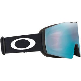 Oakley Fall Line XL Lumilasit Miehet, matte black/prizm snow sapphire iridium